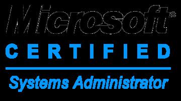 MCSA Certified