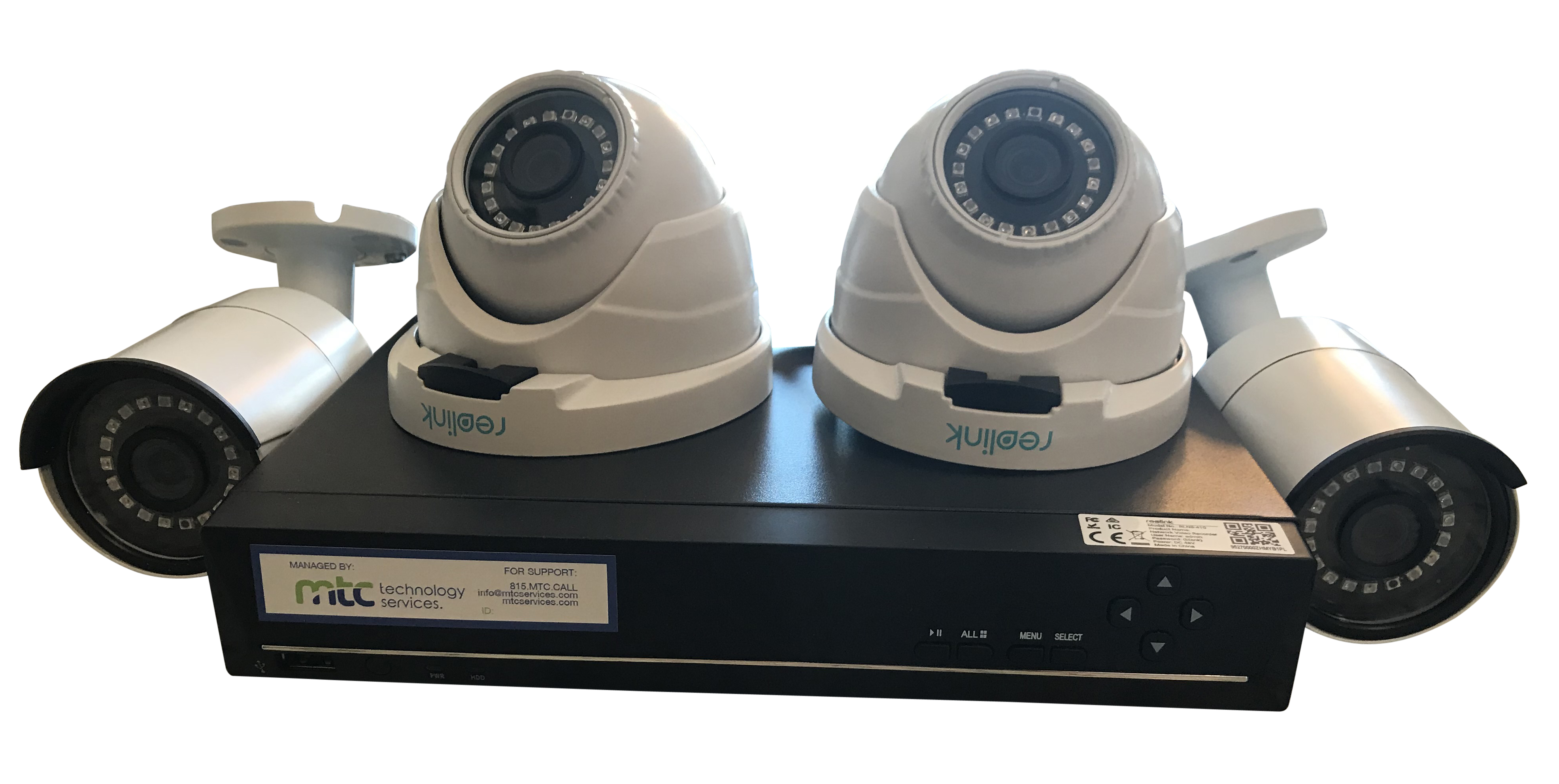 security camera system rockford